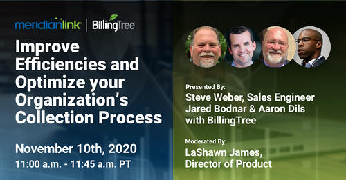 Improve Efficiencies and Optimize your Organization's Collection Process
