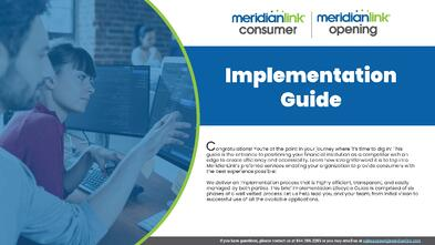 Implementation Guide - ML Consumer and Opening_Page_1