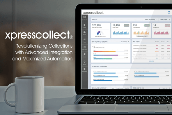 Saas web-based collection software