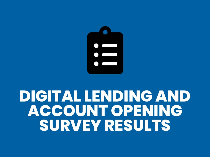 BL - Digital Lending & Account Opening Survey