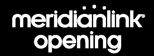 MeridianLink Opening Logo