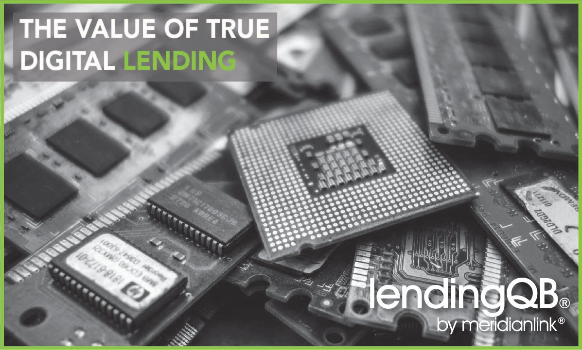 The Value of True Digital Lending