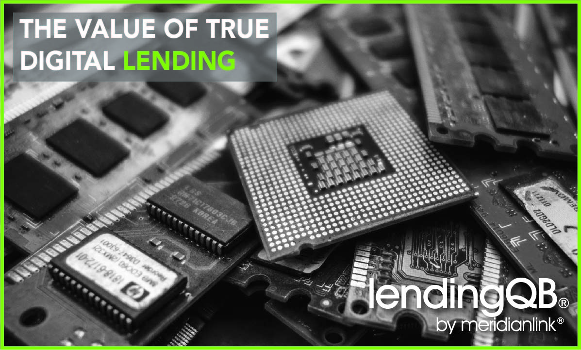 The Value of True Digital Lending