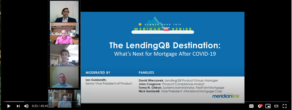 What's Next for Mortgage After COVID-19