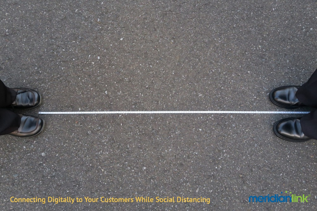 Connecting Digitally to Your Customers While Social Distancing